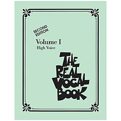 Hal Leonard The Real Vocal Book Vol. I High Voice « Songbook