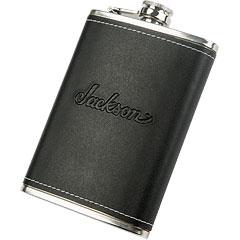 Jackson Logo Flask Black « Geschenkartikel