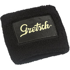 Gretsch Guitars Logo Wristband Black « Cap
