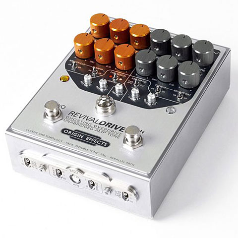 Effektgerät E-Gitarre Origin Effects RevivalDrive Custom