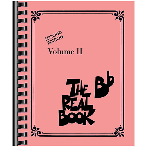 Songbook Hal Leonard The Real Book Vol. II Bb (2nd ed.)