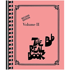 Hal Leonard The Real Book Vol. II Bb (2nd ed.) « Recueil de morceaux