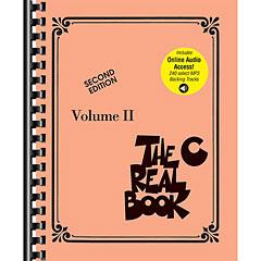 Hal Leonard The Real Book Vol. II C (2nd ed.) + Online Audio A « Cancionero