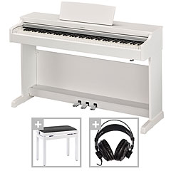 Yamaha Arius YDP-164 WH Set « Piano digital