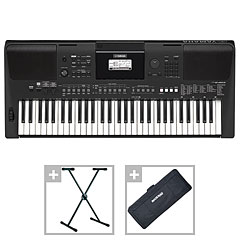 Yamaha PSR-E463 Set II « Synthétiseur