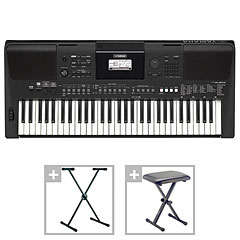 Yamaha PSR-E463 Set III « Keyboard