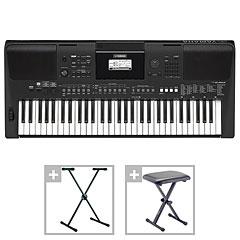 Yamaha PSR-E463 Set III « Teclado