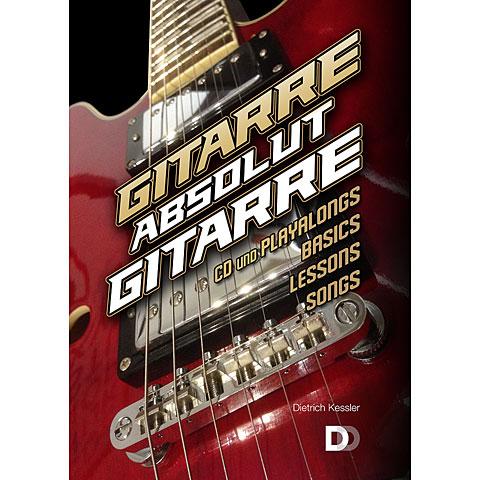 Songbook 3D-Verlag Gitarre absolut Gitarre (+CD)