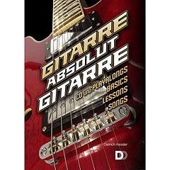 DD Verlag Gitarre absolut Gitarre (+CD) « Songbook