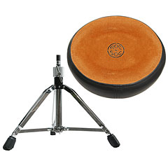 Roc-N-Soc Round Drum Seat Tan « Siège de batterie