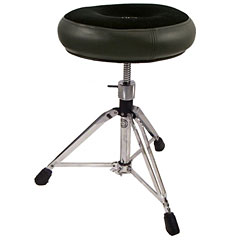Roc-N-Soc Black Round Drum Seat « Siège de batterie