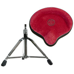 Roc-N-Soc Red Original Drum Seat « Siège de batterie
