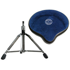 Roc-N-Soc Blue Original Drum Seat « Drumhocker