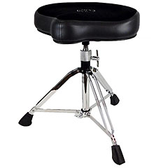 Roc-N-Soc Black Original Drum Seat « Drumhocker