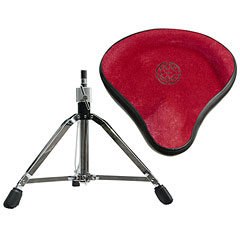 Roc-N-Soc Red Hugger Drum Seat « Drumhocker