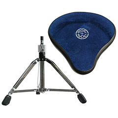 Roc-N-Soc Blue Hugger Drum Seat « Drumhocker