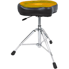 Roc-N-Soc X-tra Height Gas Drum Seat Original Tan « Siège de batterie