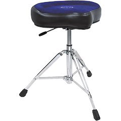Roc-N-Soc X-tra Height Gas Original Drum Seat Blue « Siège de batterie