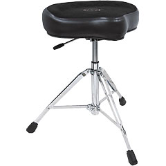 Roc-N-Soc X-tra Height Original Gas Drum Seat Black « Drumhocker