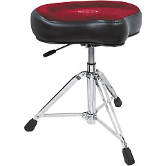 Roc-N-Soc Red Nitro Gas Drum Seat « Siège de batterie