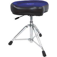 Roc-N-Soc Blue Nitro Gas Drum Seat « Siège de batterie