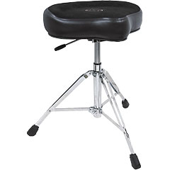 Roc-N-Soc Black Nitro Gas Drum Seat « Drumhocker