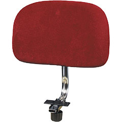 Roc-N-Soc Red Backrest for all Models « Siège de batterie