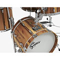"Batterie acoustique Gretsch Drums USA Custom 18"" Red Gum Exotic Shellset"