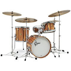 "Gretsch Drums USA Custom 18"" Red Gum Exotic Shellset « Batterie acoustique"