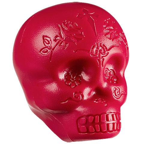 Shaker Latin Percussion Sugar Skull Shaker Red