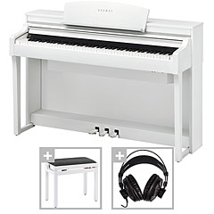 Yamaha Clavinova CSP-150 WH Set « Piano digital