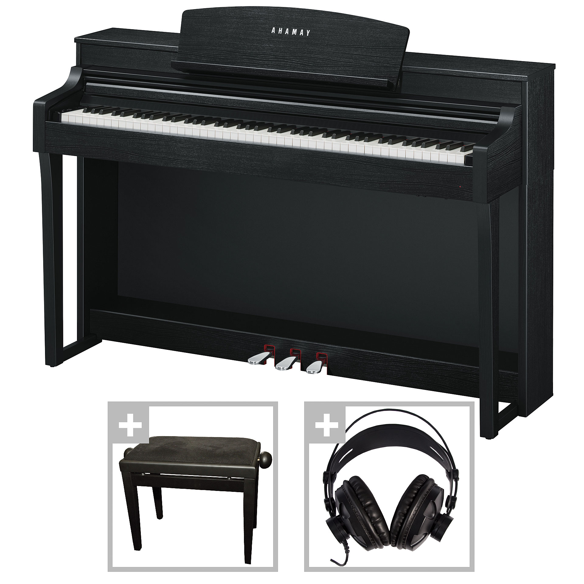 yamaha clavinova csp 150 b set digitalpiano. Black Bedroom Furniture Sets. Home Design Ideas