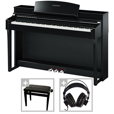yamaha clavinova csp 150 pe set digitalpiano. Black Bedroom Furniture Sets. Home Design Ideas