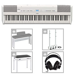 Yamaha P-515 WH Deluxe Set « Stagepiano