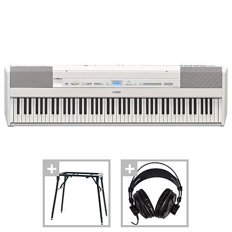 Piano de scène Yamaha P-515 WH Set 1
