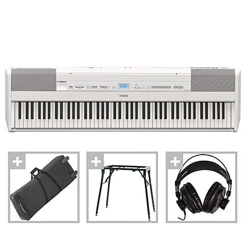 Piano escenario Yamaha P-515 WH Set 2