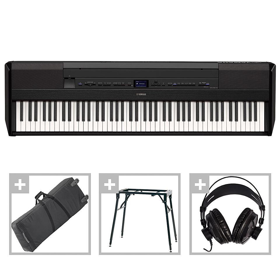 Stagepianos - Yamaha P 515 B Set 2 Stagepiano - Onlineshop Musik Produktiv
