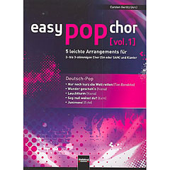 Helbling Easy Pop Chor (vol. 1) « Chornoten