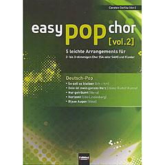 Helbling Easy Pop Chor (vol. 2) « Chornoten