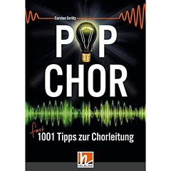 Helbling Popchor Fast 1001 Tipps zur Chorleitung « Partitions choeur