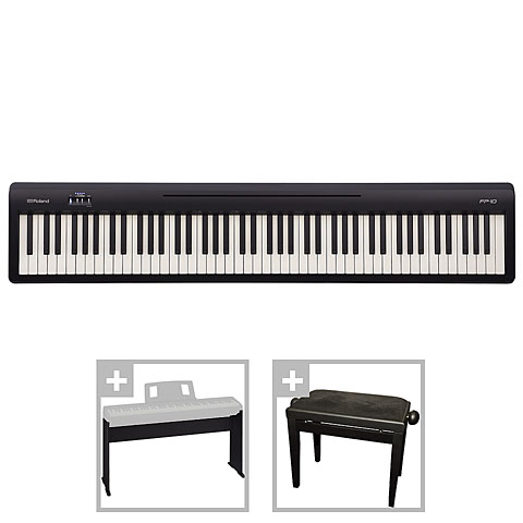 Stage Piano Roland FP-10 Set III