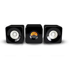 Meters Cubed black « Actieve Monitor