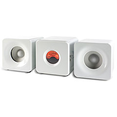 Meters Cubed white