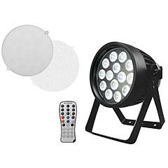 Eurolite LED IP PAR 14x8W QCL « Lampe LED