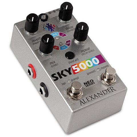 Effektgerät E-Gitarre Alexander Sky 5000