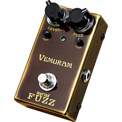 Guitar Effect Vemuram Myriad Fuzz