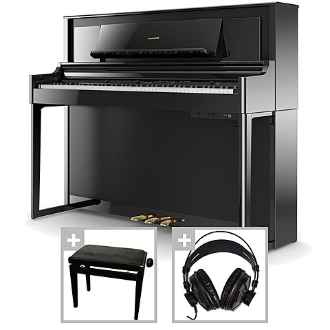 Piano digital Roland LX-706-PE Set