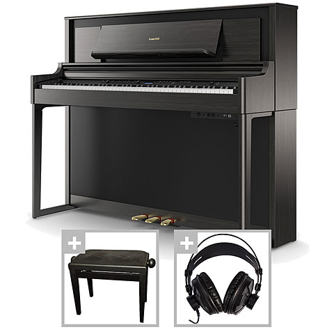 Digitalpiano Roland LX-706-CH Set