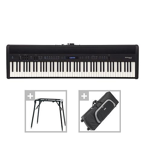 Piano escenario Roland FP-60-BK Stage Set