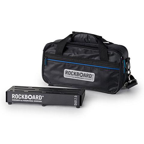 Pedalboard RockBoard Duo 2.0 Gigbag
